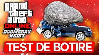 Test de botire extrema in GTA!