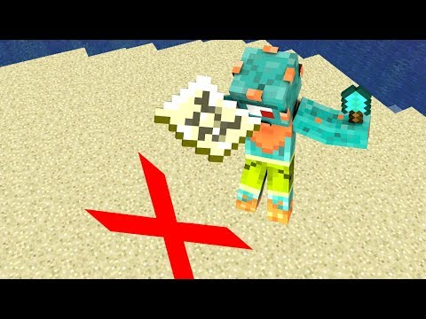I FOUND BURIED TREASURE! | Minecraft Summer Survival Episode 14! | MicroGuardian