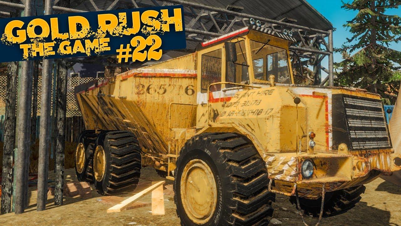 Gold Rush The Game 22 Dump Truck Kaufen Oder Nicht Goldgräber Simulator