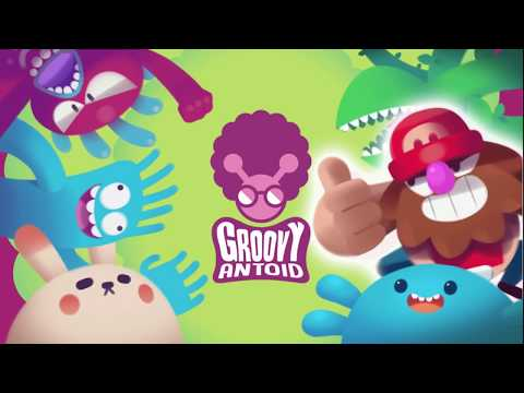 Groovy Antoid: Games with Character