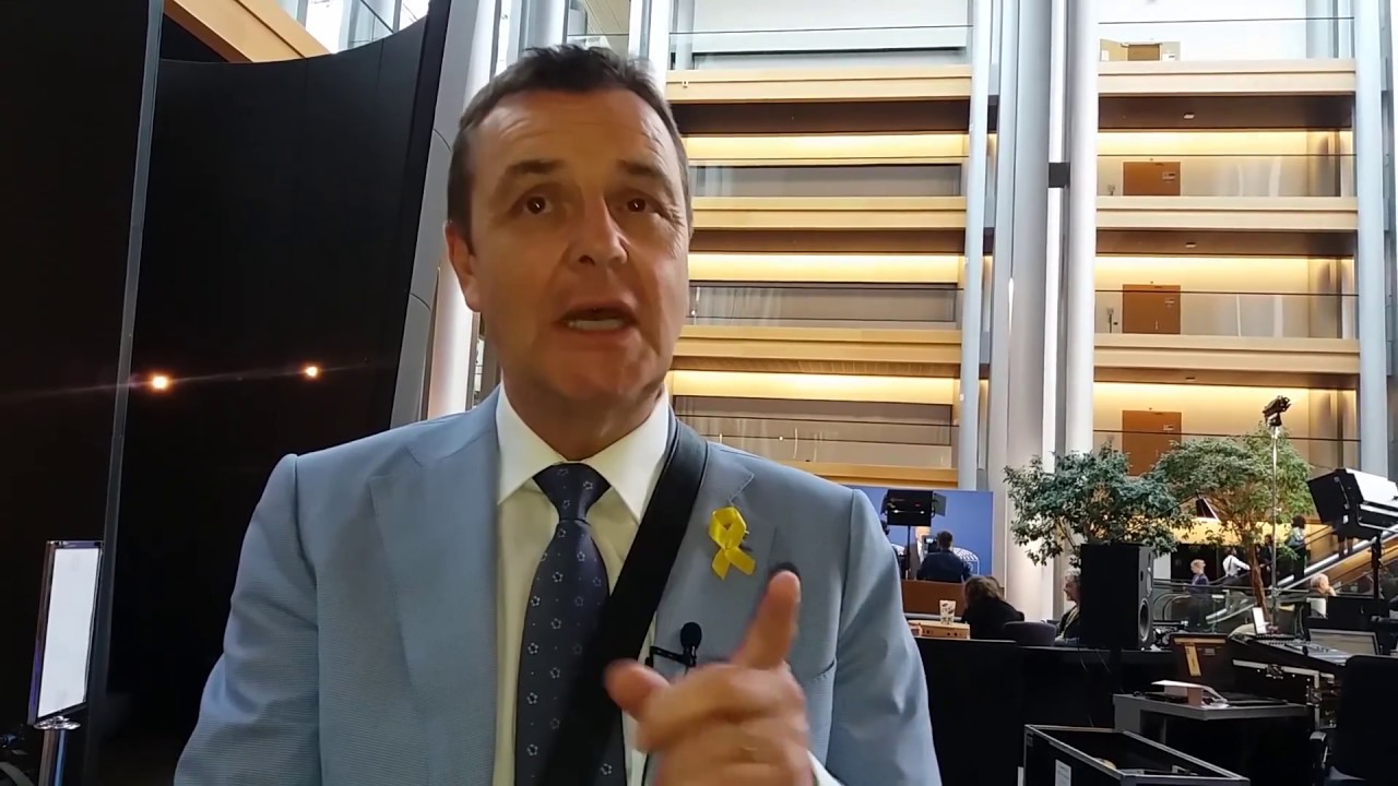 Mark Demesmaeker MEP supports the June 30 'Free Iran' convention in Paris