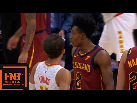 Cleveland Cavaliers vs Atlanta Hawks 1st Half Highlights | 10.21.2018, NBA Season