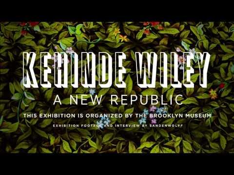 Kehinde Wiley | Oklahoma City Museum of Art | OKCMOA