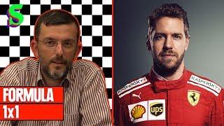 Ne Olacak Bu Sebastian Vettel'in Hâli?, Ferrari'deki Geleceği Nedir? I Serhan Acar'la Formula 1x1