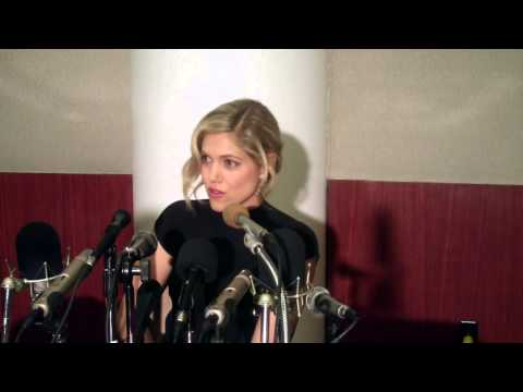 Charity Wakefield Talks 'The Player' & Privacy Issues