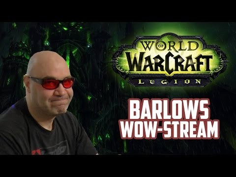 Barlow TSM, UI und World Quests