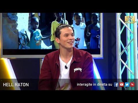 HELL RATON LIVE SU HIP HOP TV 🇺🇬👊🏻📲