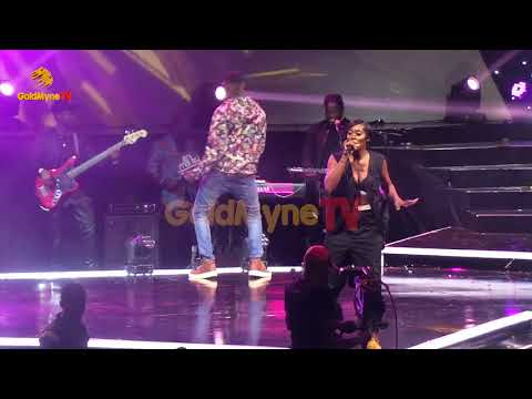 TIWA SAVAGE'S PERFORMANCE AT THE HEADIES AWARD 2018