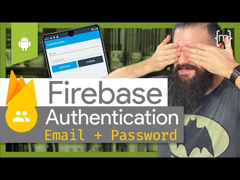 FIREBASE Authentication Android