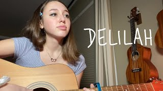 """delilah - """"hey there delilah"""" to the tune of """"jolene"""""""