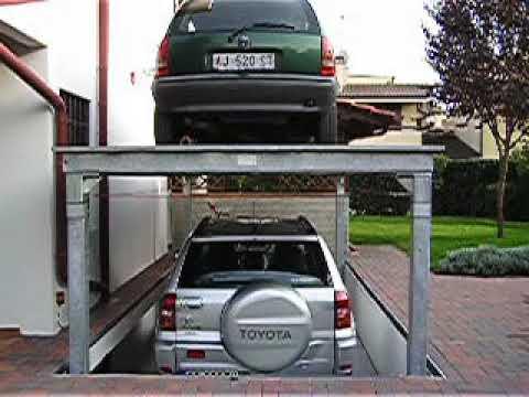 Автомобильный лифт-подъемник Giove 2 Vett