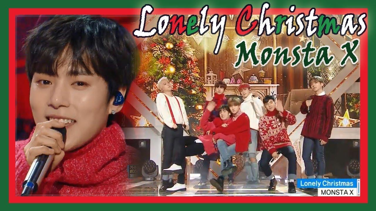 [HOT] MONSTA X - Lonely Christmas, 몬스타엑스 - 그놈의 크리스마스 20171223