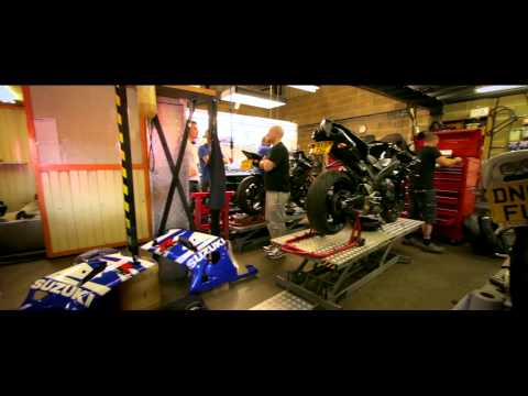 b4 The UK Trip – Servicing By Race Engineering