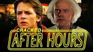 After Hours - The Terrifying Truth About Doc Brown - HAPPY BACK TO THE FUTURE DAY!