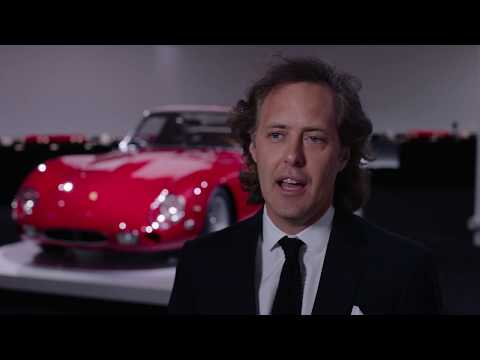 David Lauren interview about Ralph Lauren and his car collection New York - Unravel Travel TV