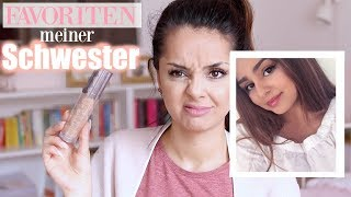 Full Face mit den Favoriten meiner SCHWESTER I Tamtam Beauty