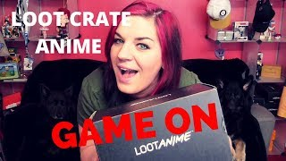 """Video Lootcrate Anime """"GAME ON"""" 2018 download MP3, 3GP, MP4, WEBM, AVI, FLV Agustus 2018"""