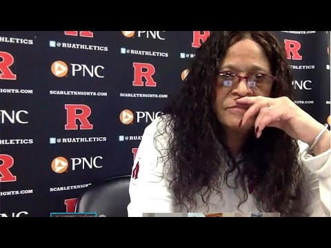 Rutgers Women's Basketball Postgame Press Conference - vs. Illinois