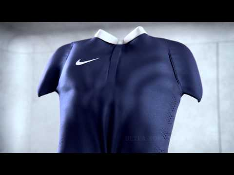 Nike France 2014 Home World Cup Jersey