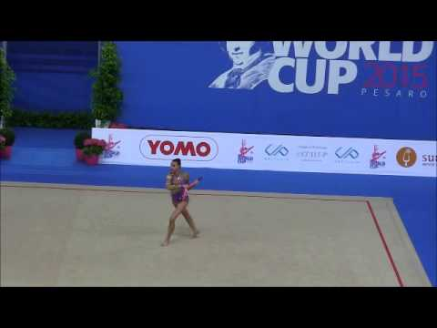 ALESSIA RUSSO clubs AA WCUP PESARO 2015