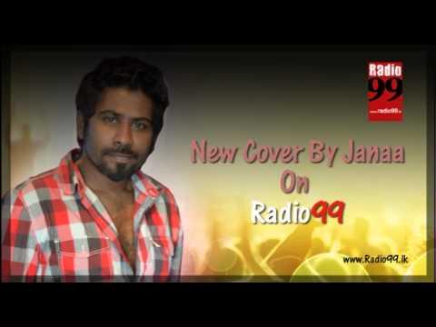 Latest Cover songs By Janaa On Radio 99 - www.Music.lk