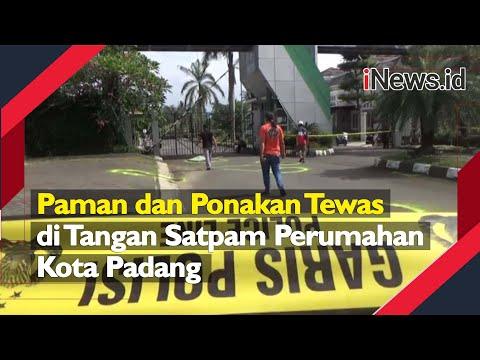 Paman Dan Ponakan Tewas Di Tangan Satpam Perumahan Kota Padang