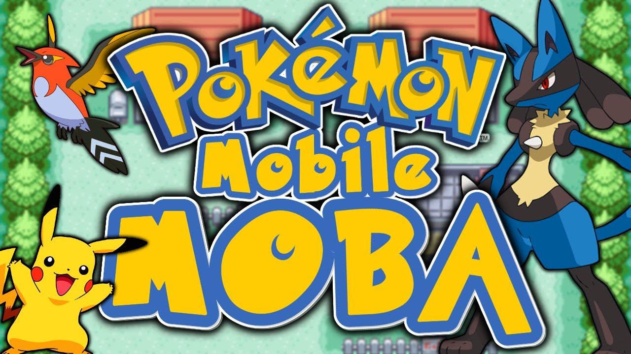 Pokmon Company announces Pokmon Unite MOBA