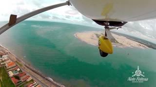 Imagens aéreas de Camocim (CE) - PU-TTT