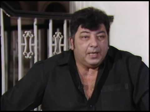 Amjad Khan Interview Part 1