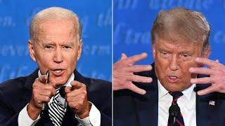 Trump vs Biden: First Presidential Debate (FULL VERSION)