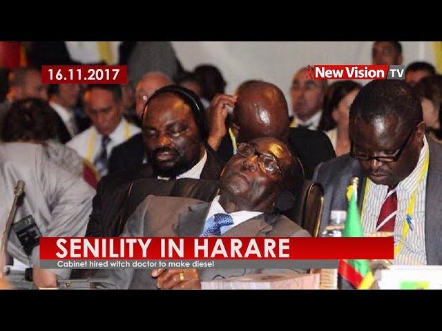 Senility in Harare