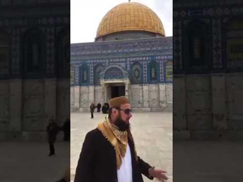 The Golden Dome of the Rock (Qubbat al-Sakhra)