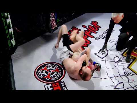 Cage Titans XXXVIII: Sean Costello vs Sam Stewart