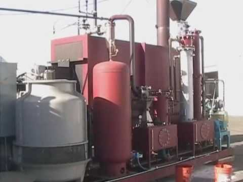 Gasification of Solid Waste - Alternative Energy