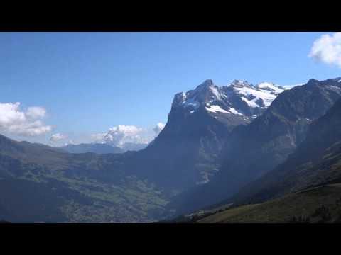 Svájci körút, a Jungfrau világa