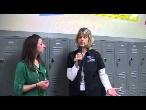 Career Day 2013 At Crossland Ninth Grade Center