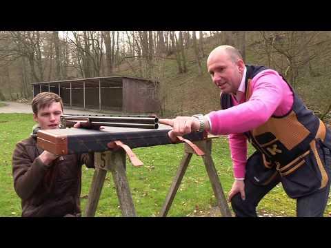 Die Hunter Brothers lernen Flinte schießen - Die Theorie