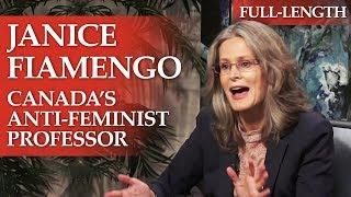 Janice Fiamengo - men's rights crusader and English professor. Complete version.