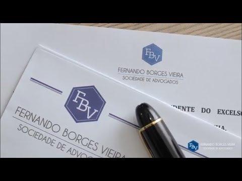 Fernando Borges Vieira - Vídeo Institucional 1