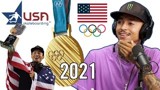 Is Nyjah Huston Ready For The 2021 Summer Olympics??