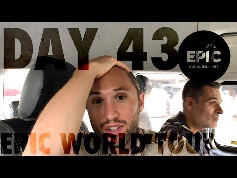 WE GOT STUCK IN PAKISTAN | EPIC World Tour DAY 43