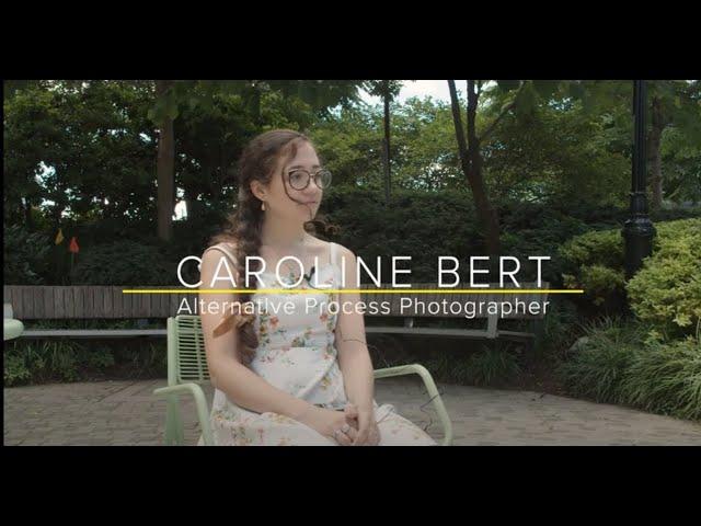 Caroline Bert | Artist Interview