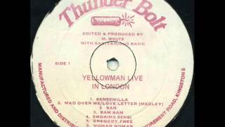 Yellowman Live In London 1983 Part 1