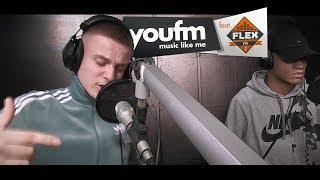FlexFM - FLEXclusive Cypher 40 (Krime)