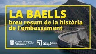 Embassament de La Baells