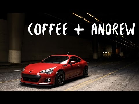 Andrew and Coffee