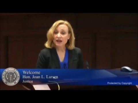 Law School for Journalists - March 18, 2016