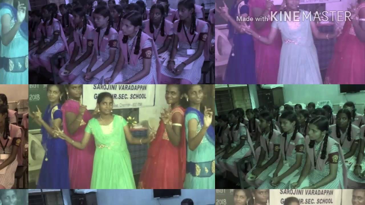 NSS Camp | SAROJINI VARADAPPAN GIRLS HIGHER SECONDARY SCHOOL