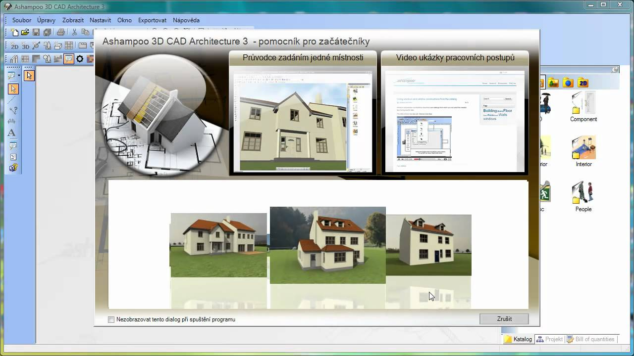 Ashampoo 3D CAD Architecture 3   YouTube