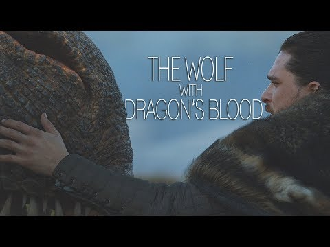 (GoT) Jon Snow || The Wolf With Dragon's Blood (for 70k)